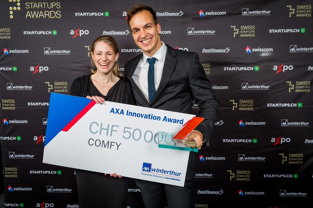 AXA Innovation Award 2014
